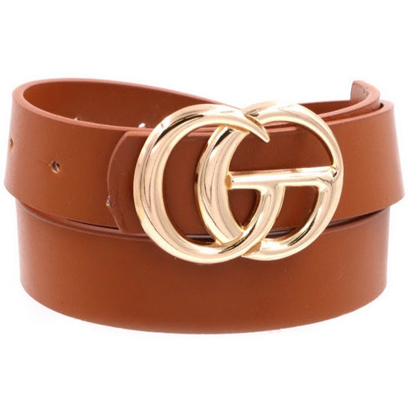 G Belt | Brown
