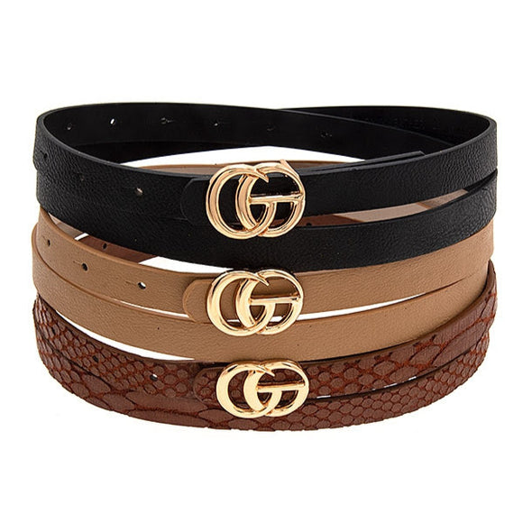 G Slim Belt | Various Colors