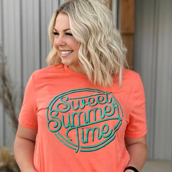 Sweet Summertime Tee