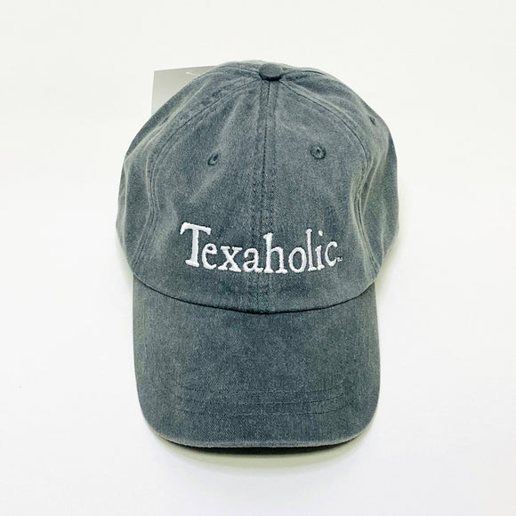 Texaholic Cap | Charcoal