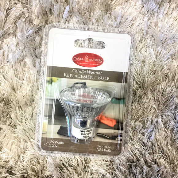 Candle Warmer Replacement Bulb