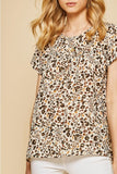 Coco Leopard Top