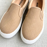 Light Camel Sneakers