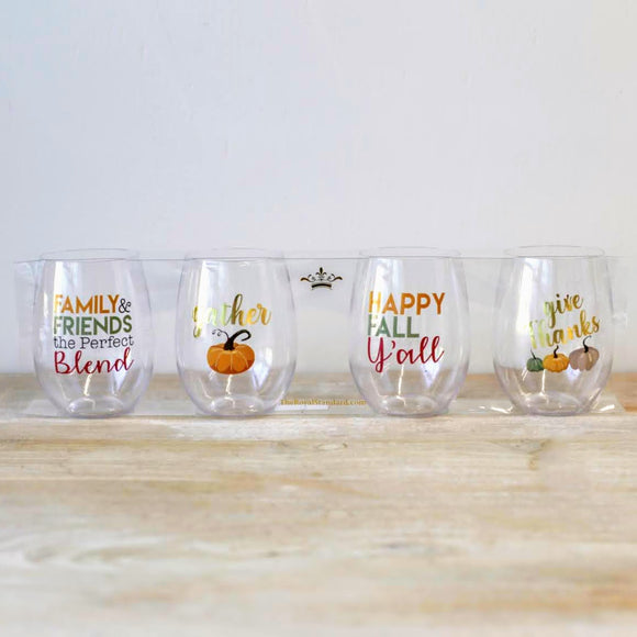 GATHER | To Go Wine Glasses