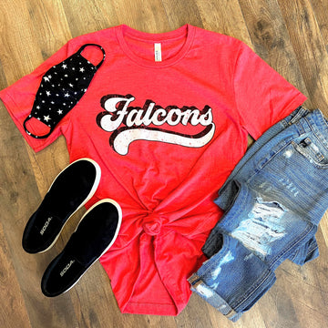 Retro Falcons Tee
