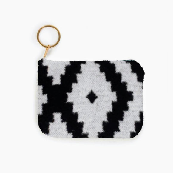 Aztec Coin Pouch