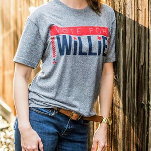 Vote For Willie Tee