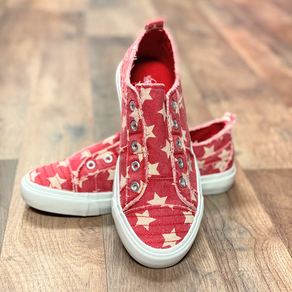 Babalu Sneakers by Corky's | Red Star