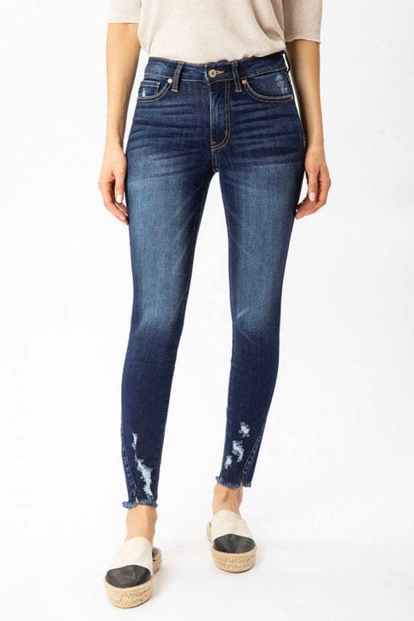 KanCan Mid Rise Jeans | CURVY SIZE