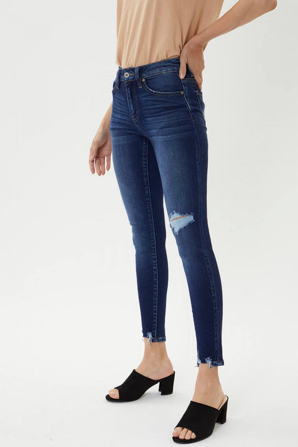 The Casey Skinny Jeans | CURVY SIZE | KanCan