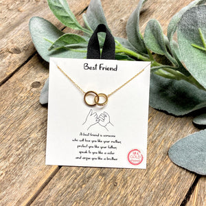 Best Friend | Inspirational Necklace