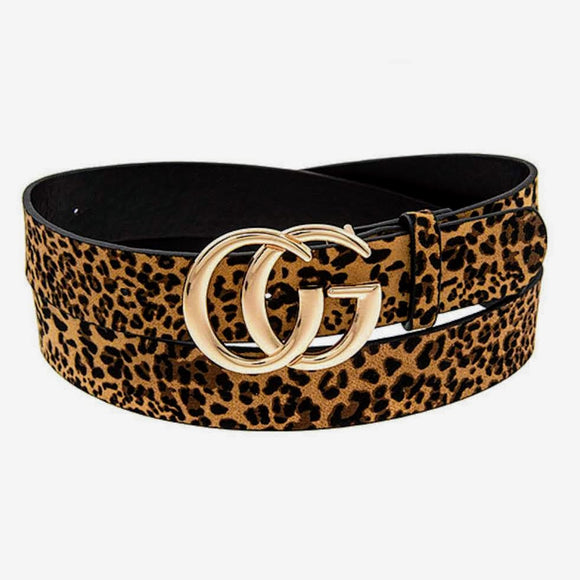 G Belt | Cheetah