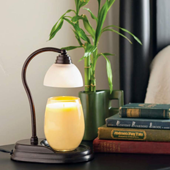 Candle Lamp Warmer | Bronze