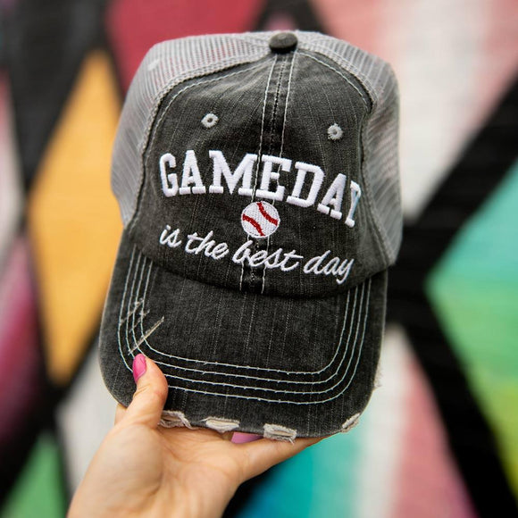 Gameday Is The Best Day | Baseball Cap