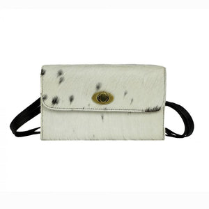 Monochrome Hairon Wallet