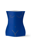 VENUS SMALL PAPER VASE | BLUE