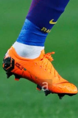 Philippe Coutinho's match worn Nike Mercurial Vapor 12 Elite