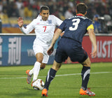 Aaron Lennon Nike Mercurial Superfly ii World Cup 2010