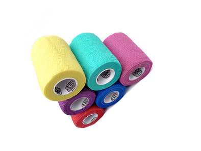 WildCow 3 Inch 18 or 36 Roll Packs (6 Colors)