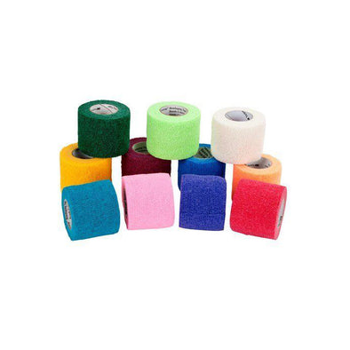 3M Vetrap Bandage Tape 1404 - 2 Inch color pack