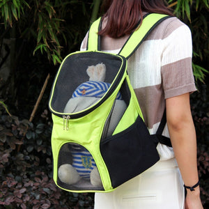 Breathable outdoor carrier