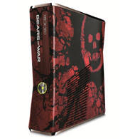 XBOX 360 Slim Limited Edition Gears Of War RGH