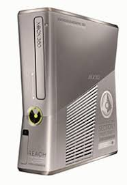 XBOX 360 Slim Limited Edition Halo Reach RGH - CONSOLE KING