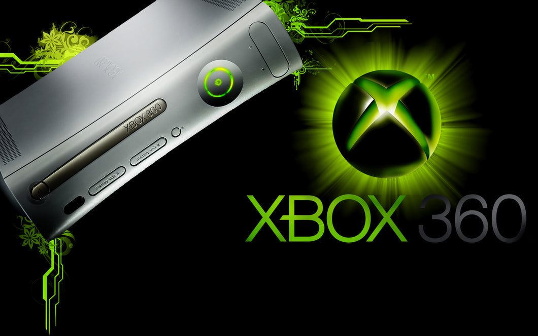 XBOX 360 Phat RGH - CONSOLE KING
