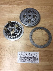 Raptor 125 Upgraded Clutch Setup