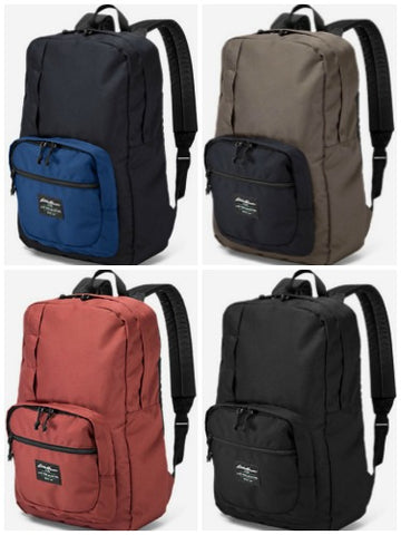 Genuine Eddie Bauer BYGONE 23 Liter Backpack with Bulletproof Insert-4 Colors