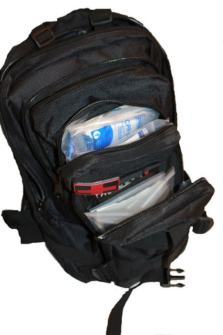 S.A.M.S. RESPONDER First Aid Kit with your choice of bag $297