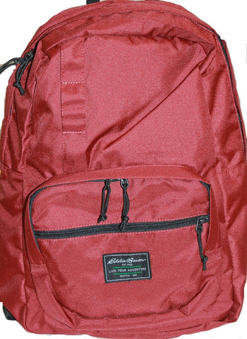 "Genuine Eddie Bauer BYGONE 23 Liter Backpack with 12""x16"" Bulletproof Insert-3 Colors"