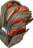 "Genuine Eddie Bauer Cargo Backpack with 12""X 18"" Bulletproof Insert-3 Colors"