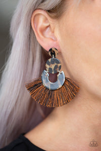 One Big Party ANIMAL - Multi Earring