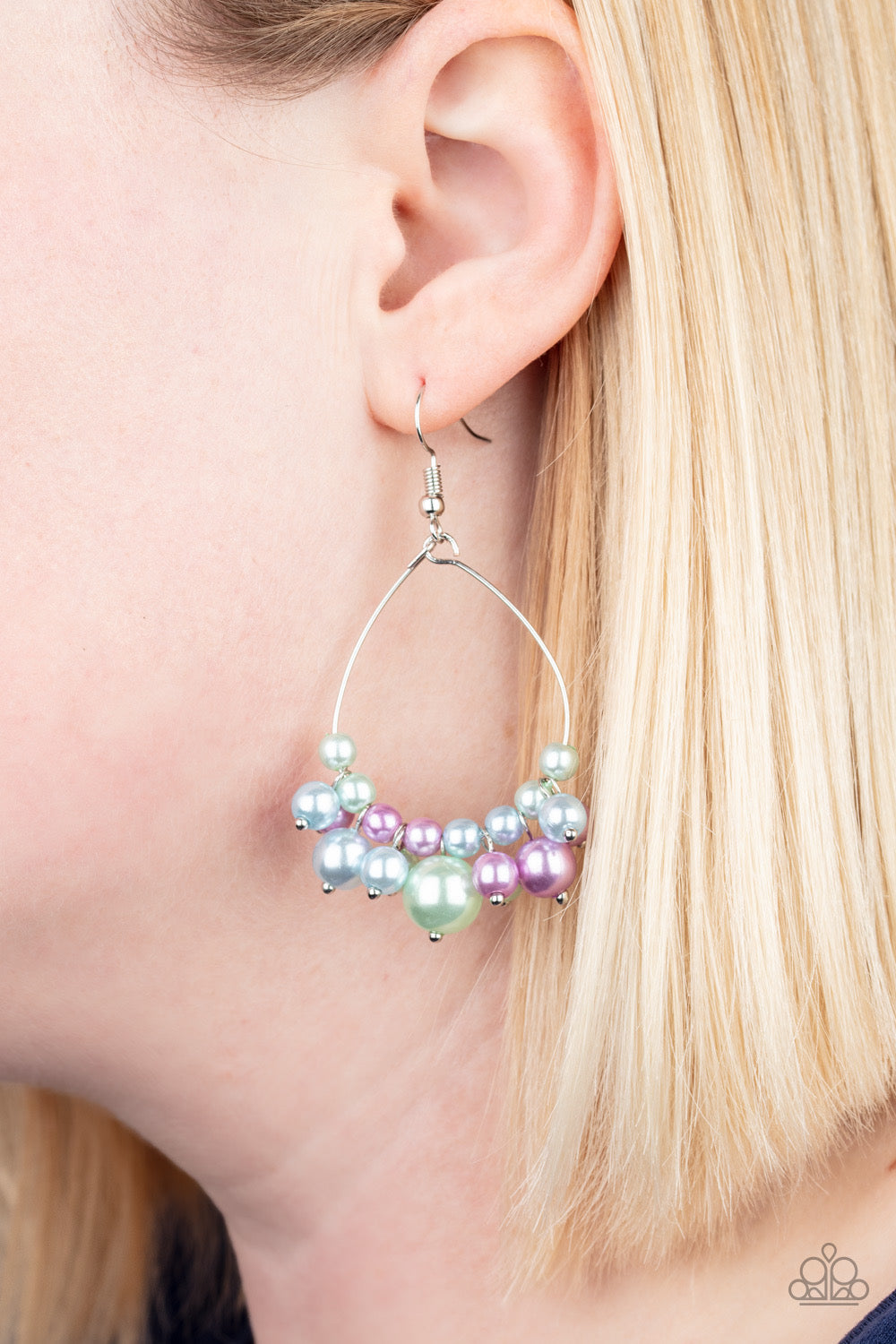 5th Avenue Appeal - Multi Earring 2513e