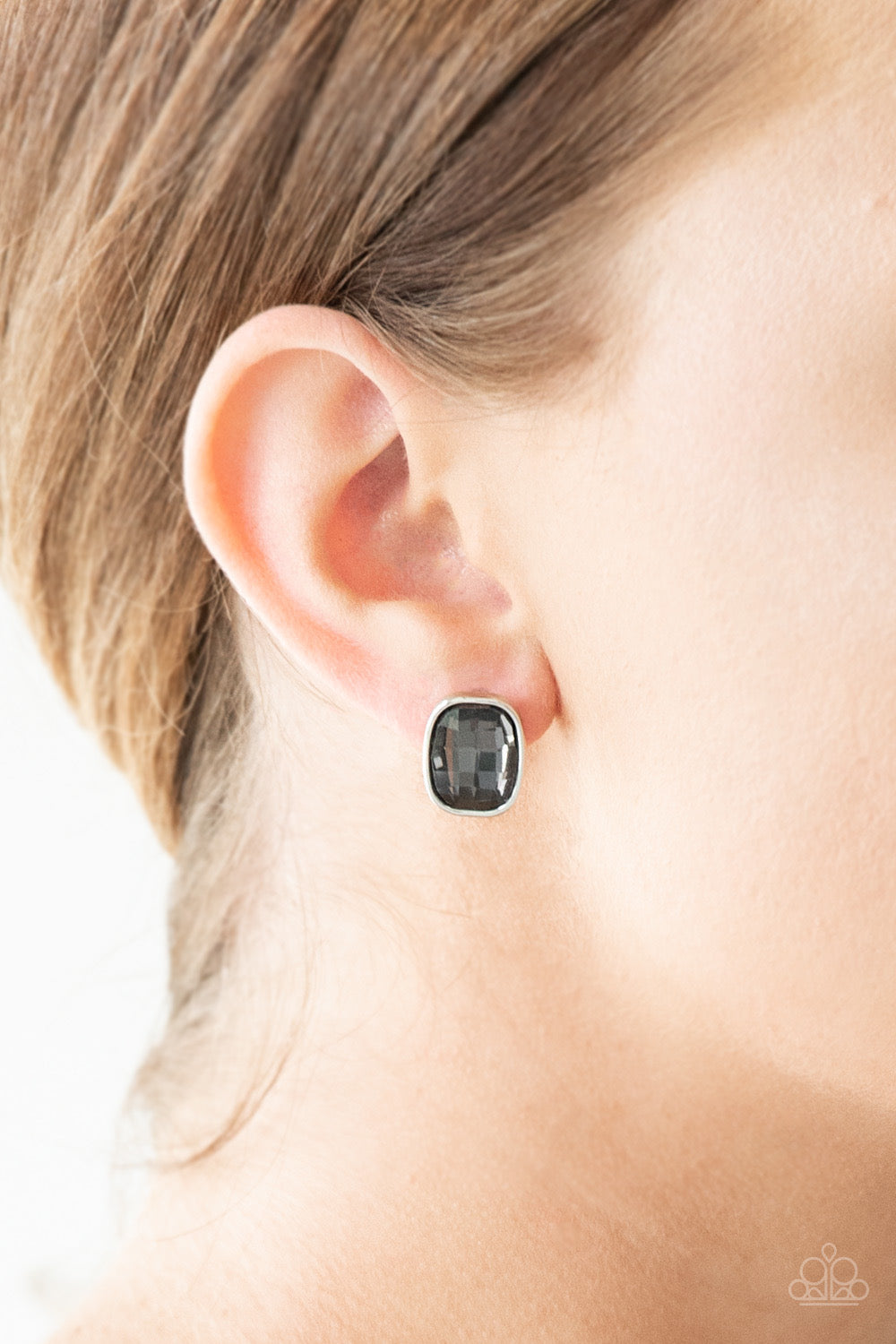 Incredibly Iconic - Silver Earring 2689E