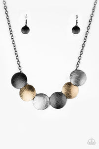 Glued To The Spotlight - Multi Necklace