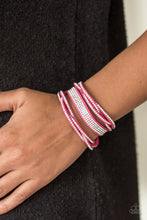 Load image into Gallery viewer, Taking Care of Business - Pink Bracelet
