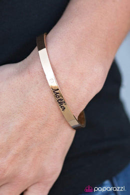 Every Day Is Mothers Day - Gold Bracelet