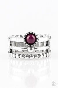 Summer Retreat - Purple Ring