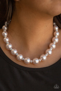 Uptown Heiress - Pink Necklace 1121N