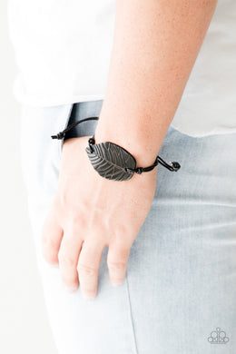 Forest Forager - Black Urban Bracelet