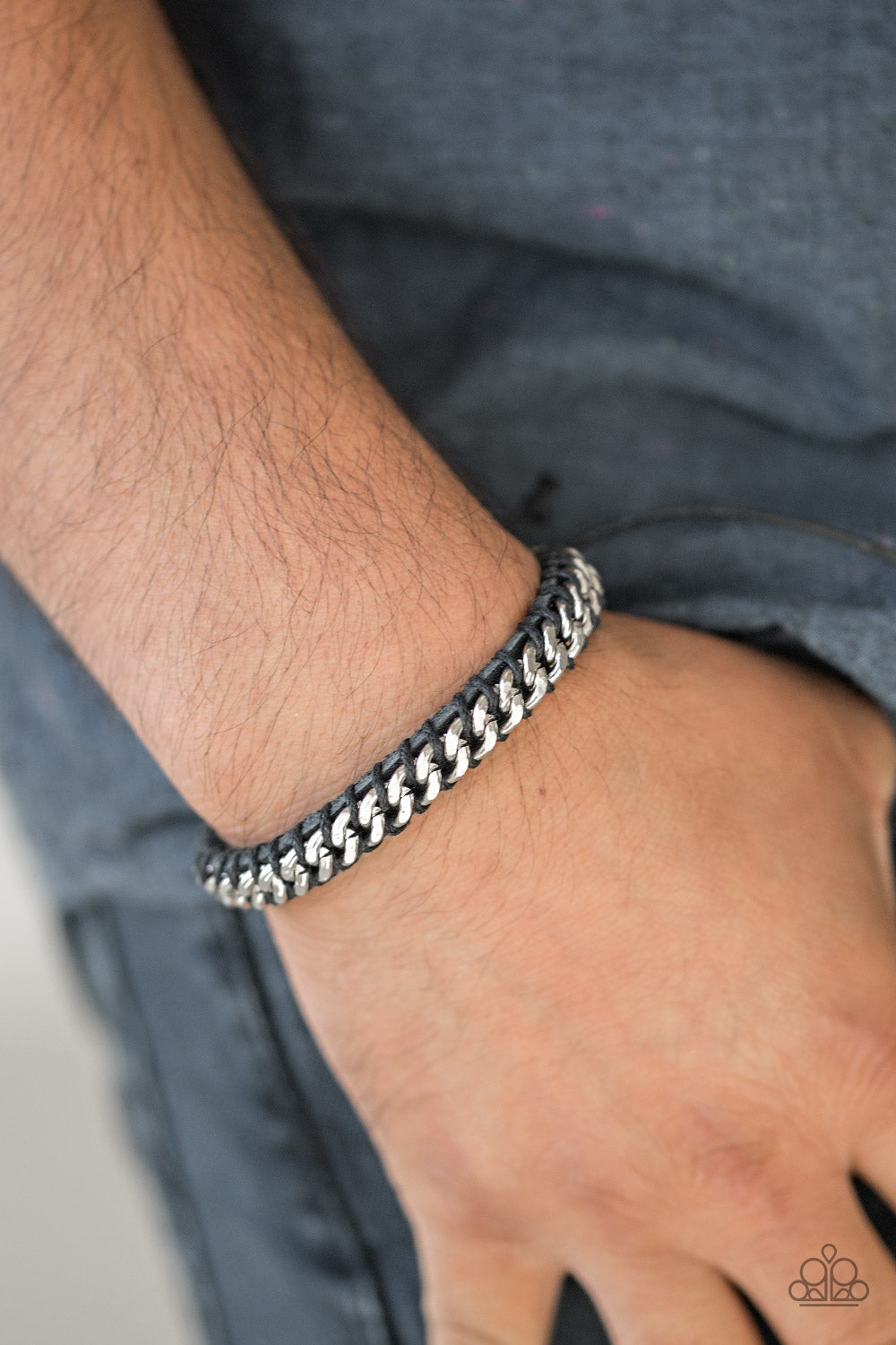 Rugged Ranger - Black Urban Bracelet