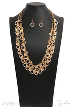 Load image into Gallery viewer, The Carolyn - Zi Signature Series Necklace