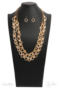 The Carolyn - Zi Signature Series Necklace