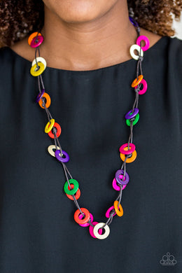 Waikiki Winds - Necklace Multi