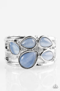Dreamy Glow - Blue Ring