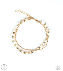 Beach Expedition - Gold Anklet
