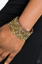 Load image into Gallery viewer, More Bang For Your Buck - Brass Bracelet