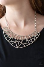Load image into Gallery viewer, Strike While HAUTE -  White Necklace